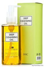 Dầu tẩy trang DHC Deep Cleansing Oil 200ml