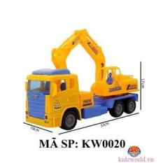 Xe phá bê tông KW0020