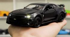 Xe mô hình Chevrolet Camaro 2018 tỷ lệ 1:32(đen)