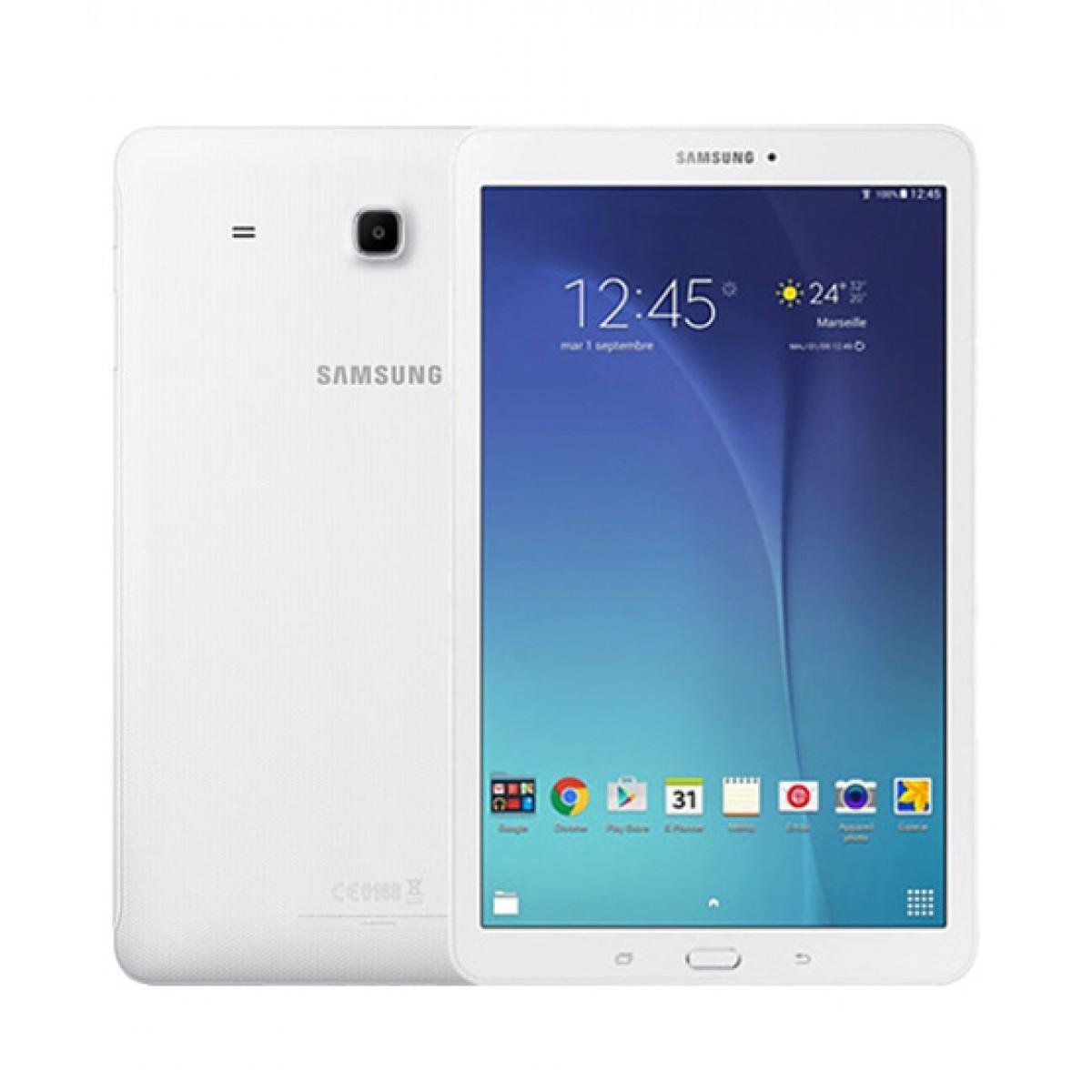 Máy tính bảng Samsung Galaxy Tab E 9.6 White (SM -T561) - Hãng phân phối chính thức
