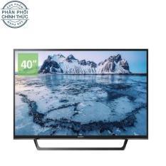 Internet TV LED Sony 40inch Full HD – Model KDL-40W660E VN3 (Đen)