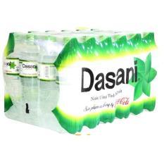 Nước Dasani thùng 24 chai x 500ml