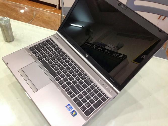 HP EliteBook 8570p -Máy đồ họa- core i5 3320/ram 4g/ổ 250g/màn 15.6/phím số rất đẹp