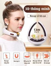 Máy massage cổ 3D cảm ứng xung điện từ KL-5830
