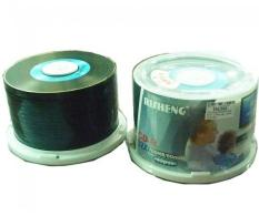 Bộ 50 đĩa trắng CD RISHENG AUDIO chép nhạc nghe cực hay 700MB