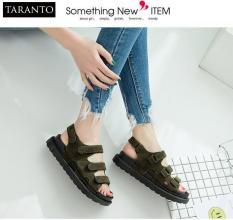 Sandal nữ quai ngang thời trang hè 2018 TARANTO TRT-SDNU-05
