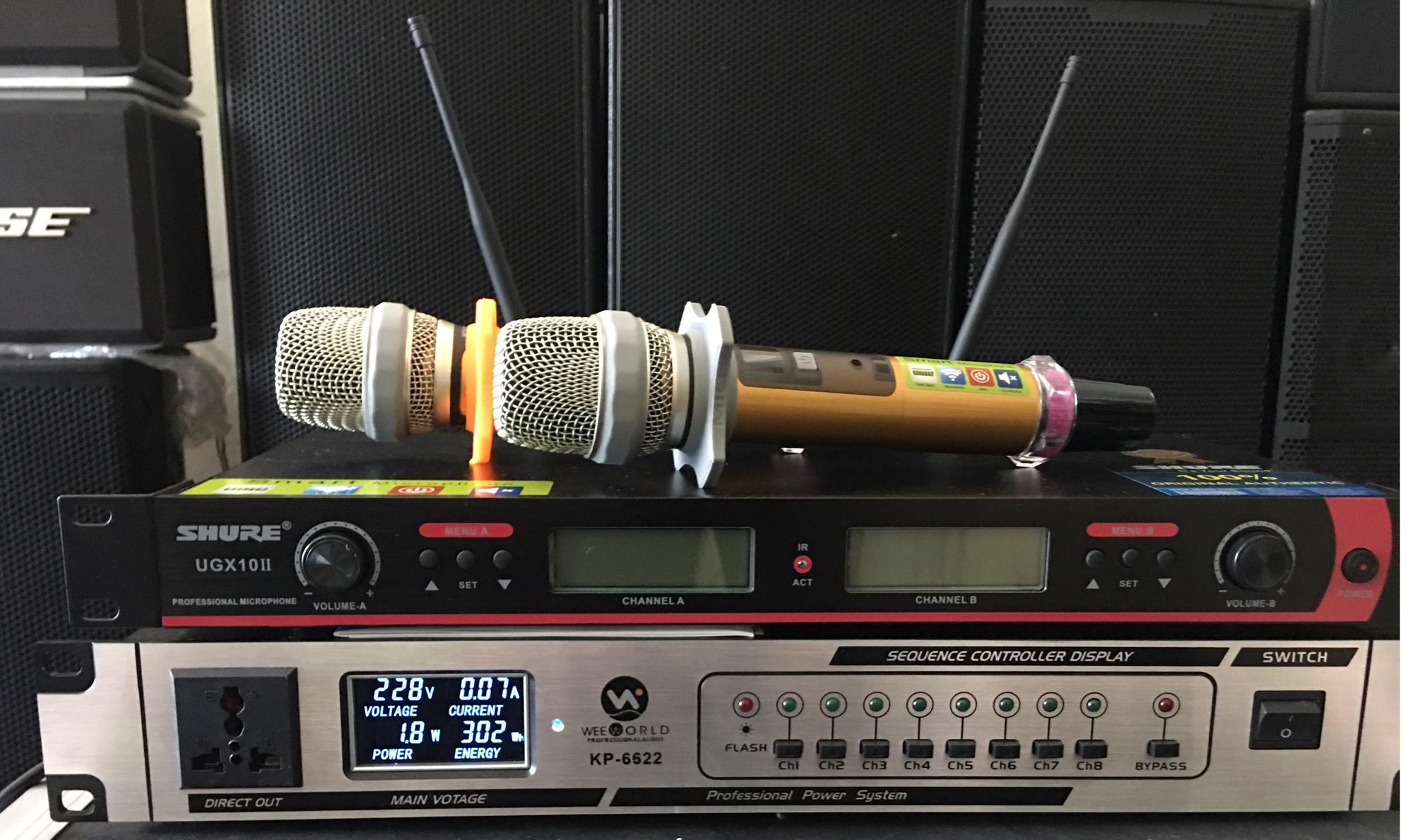 Mua Quản lý nguồn âm thanh KP6622 ở đâu tốt?