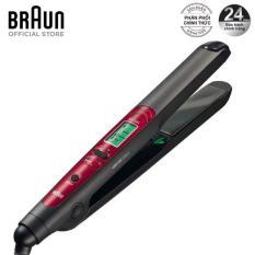 Máy duỗi tóc Braun ST 750 – Hàng phân phối chính hãng