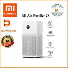 Máy lọc không khí Xiaomi Mi Air Purifier 2s Bản Quốc tế – DigiWorld phân phối