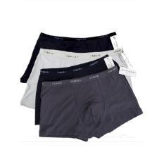 Bộ 3 quần sịp đùi xuất nhật chất lụa cao cấp 100% coton co giãn 4 chiều thấm hút mồ hôi Vito Corleone