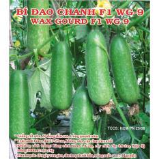 Hạt giống Phú Nông Bí đao chanh F1 WG9 -Gói 0.2 gram.