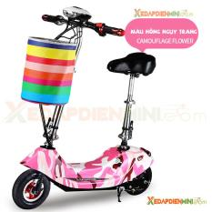 Xe đạp điện mini E-Scooter 2019 – Xe điện mini MiBike