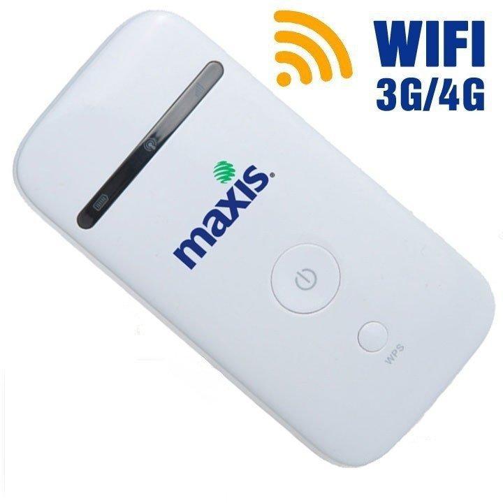 Đánh giá Thiết bị phát Wifi 3G 4G PKCB Maxis MF65 Tốc Độ Cao Tại simchuteu