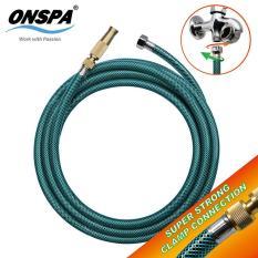 Bộ xịt rửa tưới cây có chức năng điều chỉnh tia nước Onspa 1021 8m