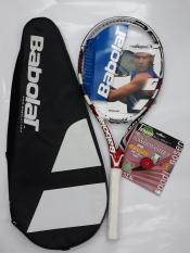 Vợt tennis Babolat 290g (thích hợp cho người mới chơi , đánh phong trào -tặng cước cuốn cán -siêu ưu đãi )