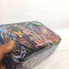 Hộp thẻ bài YuGi Oh! hộp sắt chất lượng cao