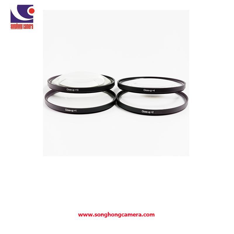 Filter Close kit 1+2+4+10 – 82mm Bộ 4 filter close up