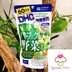 Viên Uống Bổ Sung Rau Củ Quả Premium DHC – Nhật Bản