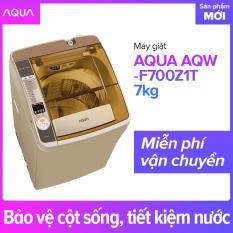 Máy giặt Aqua AQW-F700Z1T 7Kg – Hàng phân phối chính hãng