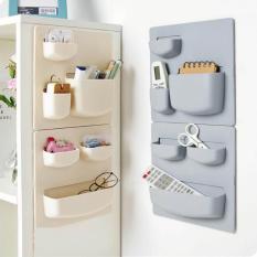 Kệ dán tường, dán tủ lạnh tiện dụng
