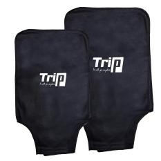 [Hỗ trợ phí Ship] Bộ 2 áo trùm vali TRIP Size 20inch + 24inch màu đen