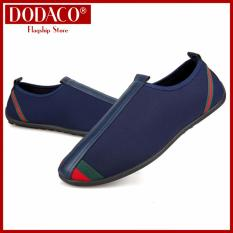 Men's shoes men's shoes lazy shoes fashion every male DODACO DDC2040 – (Multiple color)