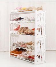 Kệ để giày dép 5 tầng đa năng hình cây trúc