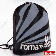 Túi du lịch dây rút vải dù chống thấm T90 – KÍCH THƯỚC 42X32cm, túi đựng đồ đi bơi, đi biển kiểu dáng thời trang, chống thấm nước cao cấp – GOGU
