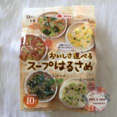 Miến ăn liền Hikari Miso (10 gói-5 vị)