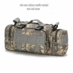 Túi đeo ngang hông nam ,túi đeo chéo nam , túi phụ balo 7D du lịch , phượt