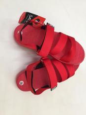 Giày Sandal Nam SATL Đỏ