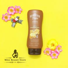Tanning lotion Hawaiian Tropic