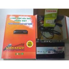 Đầu thu Kỹ thuật số DVB-t2 Hùng Việt HD-789s KARAOKE