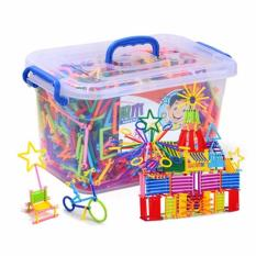 Bộ đồ chơi xếp hình hơn 400 chi tiết phát triển tư duy cho bé