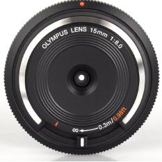 Olympus Body Cap Lens 15mm F8