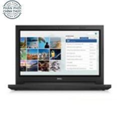 Laptop Dell Inspiron 3462 6PFTF11 14 inch Pentium N4200 Ram 4G HDD 500GB (Đen) – Hãng phân phối chính thức