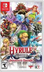 Đĩa games Hyrule Warriors: Definitive Edition – Nintendo Switch