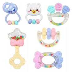 Bộ 6 đồ chơi cao cấp an toàn cho bé