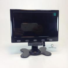 Màn hình ultra siêu mỏng LCD 7inch dùng trên oto và test camera