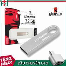 USB Kingston DataTraveler SE9 32GB – Bảo hành 5 năm – Tem FPT
