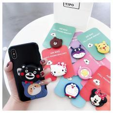 Giá sốc PoPsocket hình thú Silicon – Giá đỡ điện thoại (Nhiều Hình) Tại Phụ Kiện Vinh Nguyễn