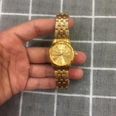 [ĐỪNG BỎ LỠ] Đồng hồ nữ chất liệu dây thép 2 vạch số viền vát đẳng cấp doanh nhân G115-AYQ