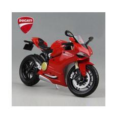 Mô hình moto Ducati 1199 Panigale tỉ lệ 1:12