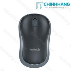 Chuột quang không dây Logitech B175 (Xám đen) – HÃNG PHÂN PHỐI CHÍNH THỨC