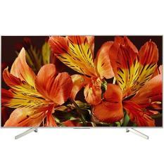 Mua Smart TV Sony 43 inch 4K Ultra HD – Model KD43X8500F/SVN3 (Bạc) – Hãng phân phối chính thức Tại Sony Official Store