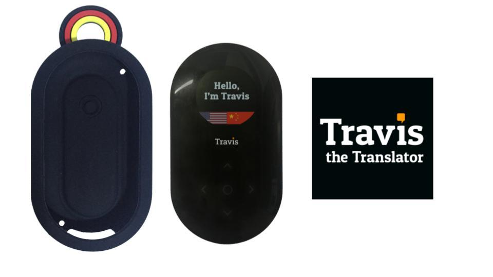 Máy Phiên Dịch 80 Ngôn Ngữ Travis Translator