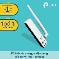 TP-Link – TL-WN722N – USB kết nối Wi-Fi Chuẩn N 150Mbps Độ lợi cao-Hãng phân phối chính thức