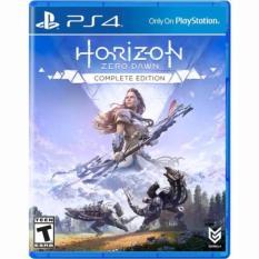 Horizon Zero Dawn: Complete Edition | Đĩa game PS4 | US