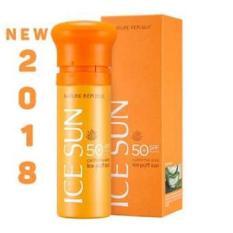 Kem chống nắng Ice Sun Nature Republic mẫu mới 2018 – Nhập khẩu Hàn Quốc