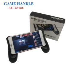 Tay cầm kẹp điện thoại làm giá đỡ và chơi game